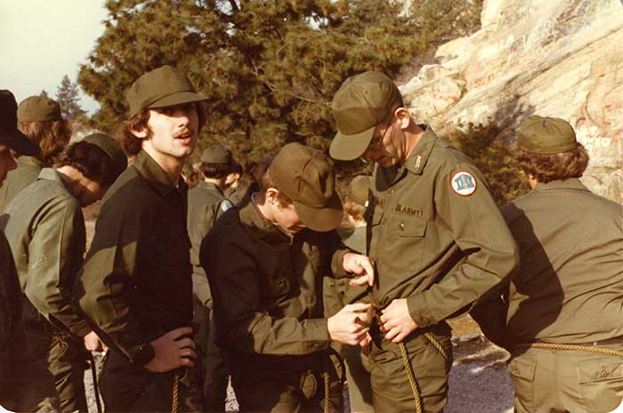 ROTC Cadets, 1970s