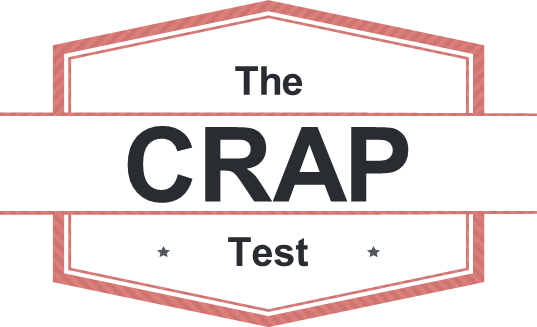 The CRAP Test