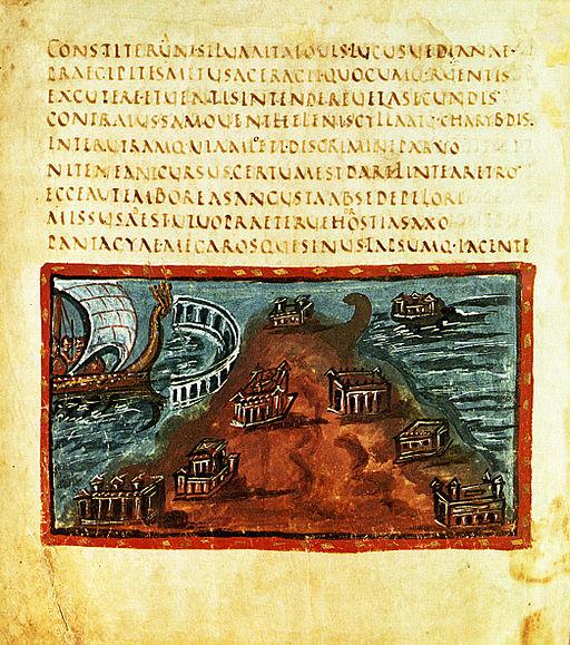 Vergilius Vat Folio