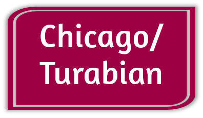 Link to the Chicago/Turabian style guide