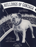 Bulldogs sheet music
