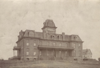 Original College Building, ca. 1887