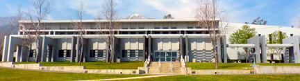 Rancho Cucamonga Library Building
