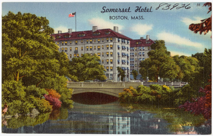 Somerset Hotel photograph