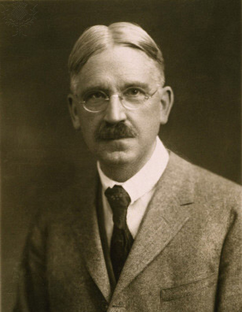 John Dewey,  (1859-1952), American philosopher, psychologist, and educator. Photographed in 1923.  Britannica ImageQuest