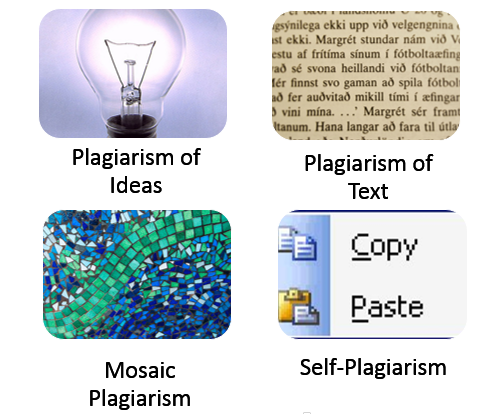 avoiding un intentional plagiarism Unintentional plagiarism: not giving proper credit for someone else's ideas, research see our tips for avoiding plagiarism intentional plagiarism.
