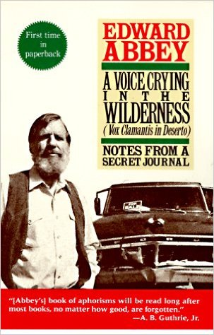 A Voice Crying in the Wilderness Book Cover