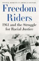 Book cover Freedom Riders