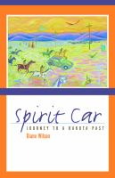 Book cover Spirit Car