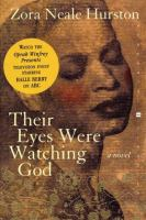 Book cover Their Eyes Were Watching God