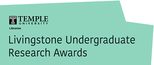 Livingstone Undergraduate Research Awards logo