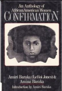 confirmation anthology book cover
