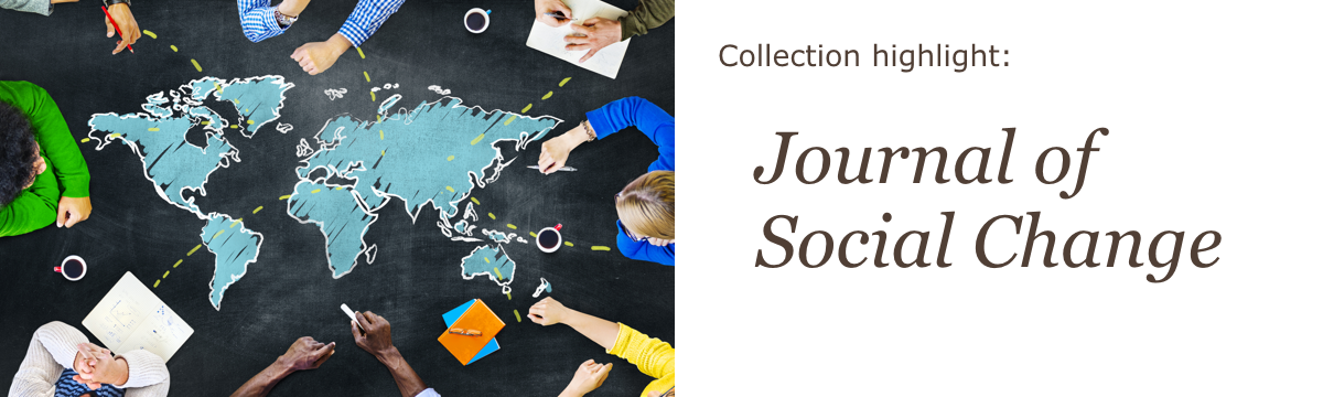 Collection Highlight: Journal of Social Change