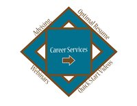 Video player image:  Link to video How Does the Career Services Center Serve Students and Alumni?