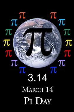 pi day poster