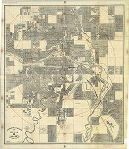 Calgary Area Digital Historic Maps LibGuides At University - Map of us holdings 1912