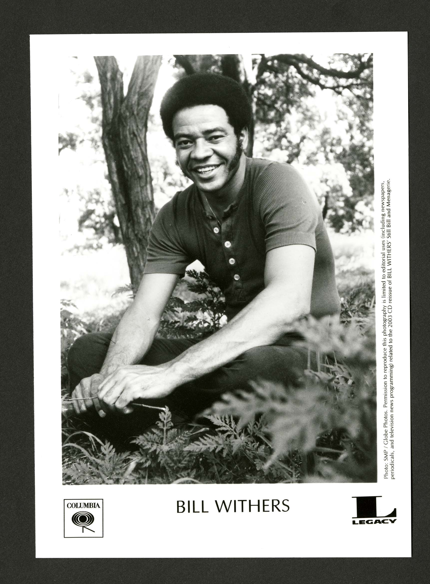 Bill Withers promo photo