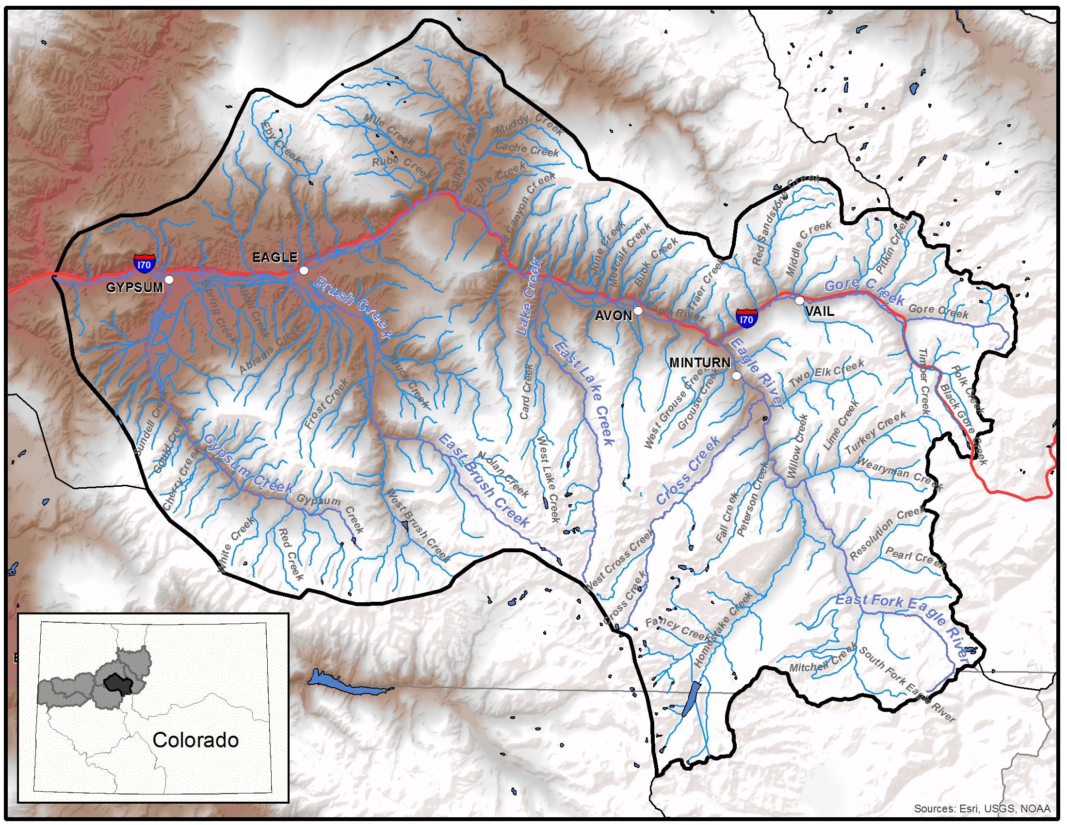 Eagle River Region