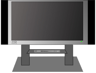 TV image adapted from wpclipart.com image