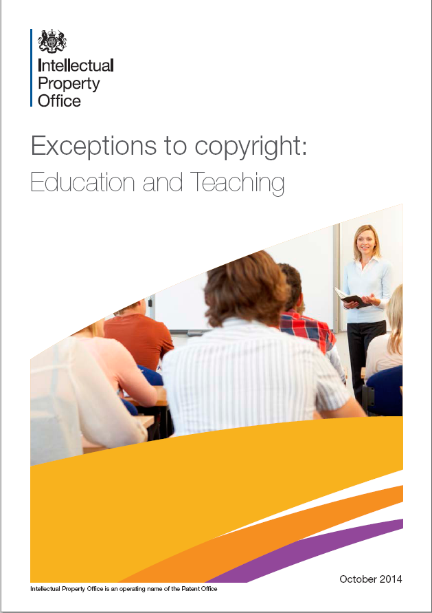 Exceptions to Copyright Guide