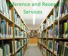 Reference Research Services