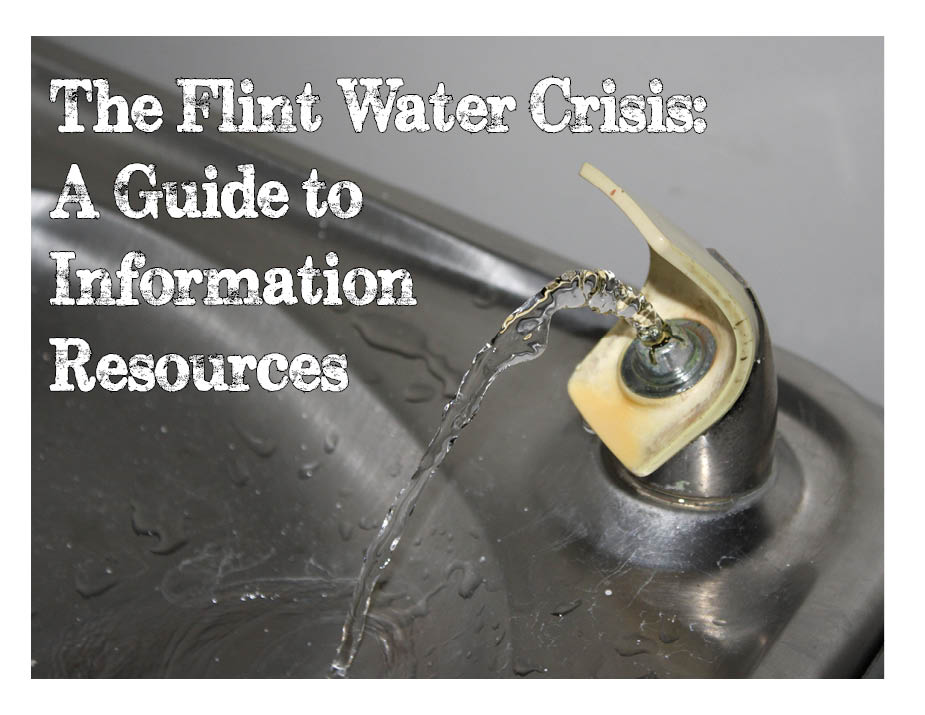 Flint Water Crisis Resources