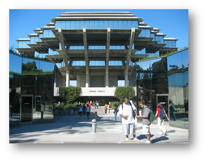Geisel Library Building | | Alluring World