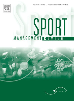 Sport Management Review
