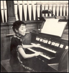 Bertha Kwoh 1943 music grad