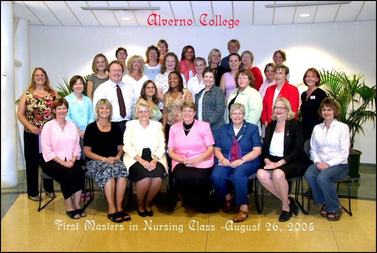 First MSN Class, Fall 2005