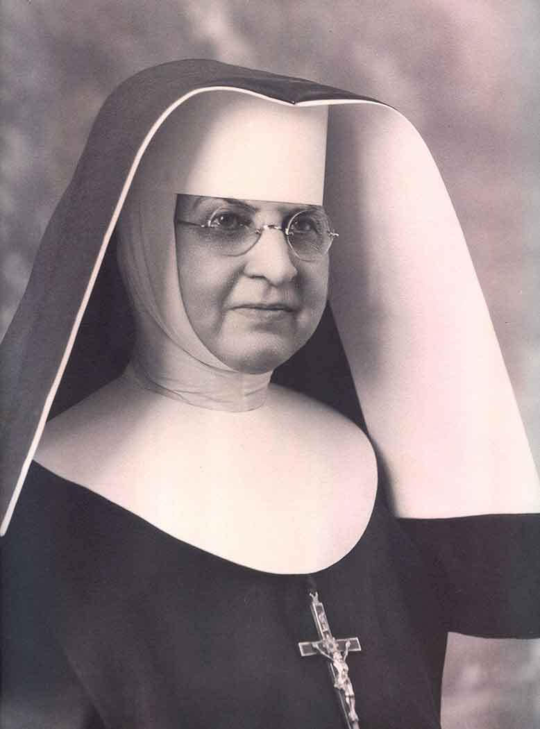 Mother Stanislaus Hegner