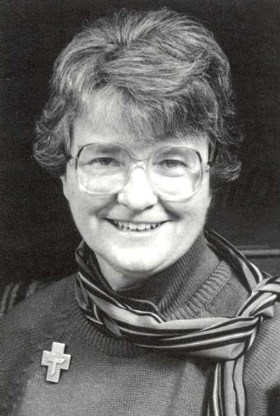 Sister Austin Doherty in 1991