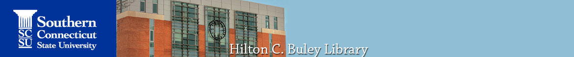Buley Library banner
