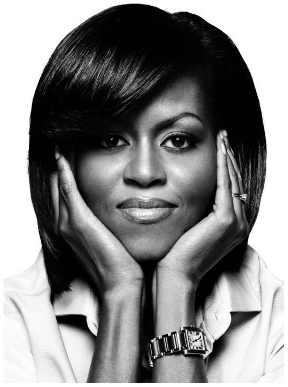 Michelle Obama College Michelle obama - michelle-obama-photo-platon-antoniou