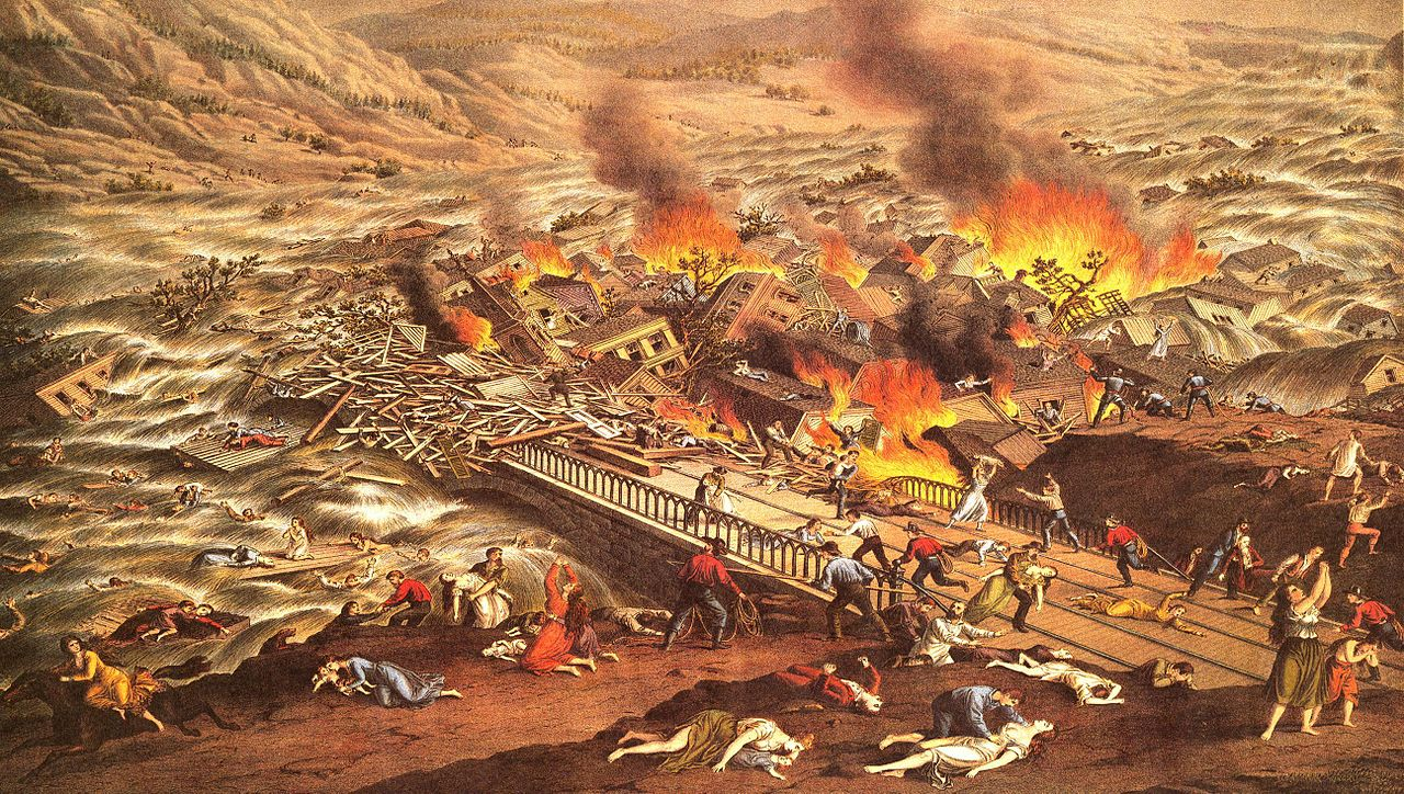 The Great Conemaugh Valley Disaster (1890)