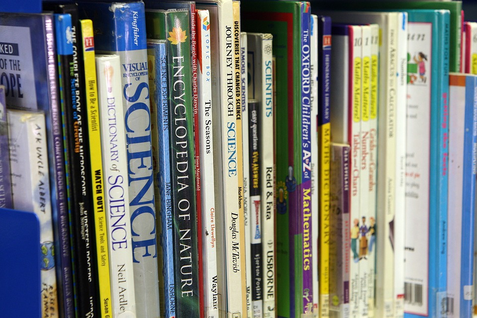 Science children books