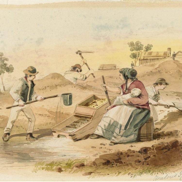 online gold miner