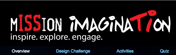 Mission Imagination - inspire, explore, engage