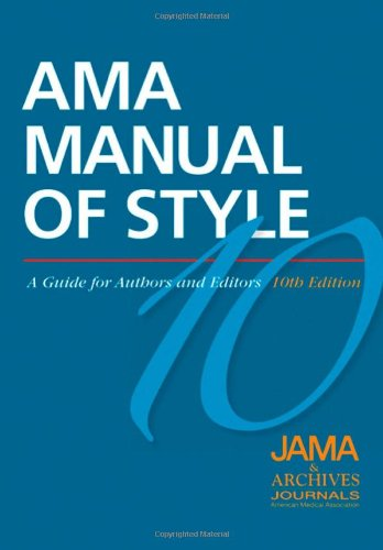 ama - citation style guide - libguides at dean b  ellis library