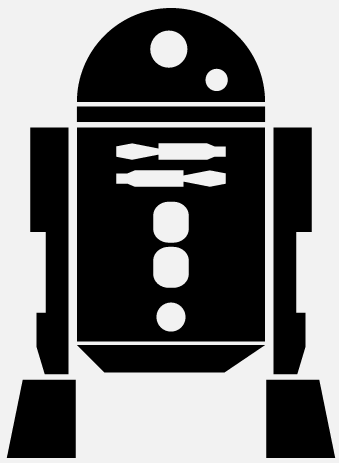 Robot - The Noun Project - Jon Trillana