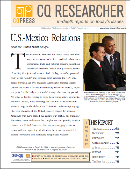 US-Mexico Relations