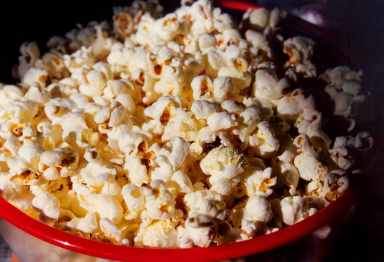 Image of a bowl of popcorn