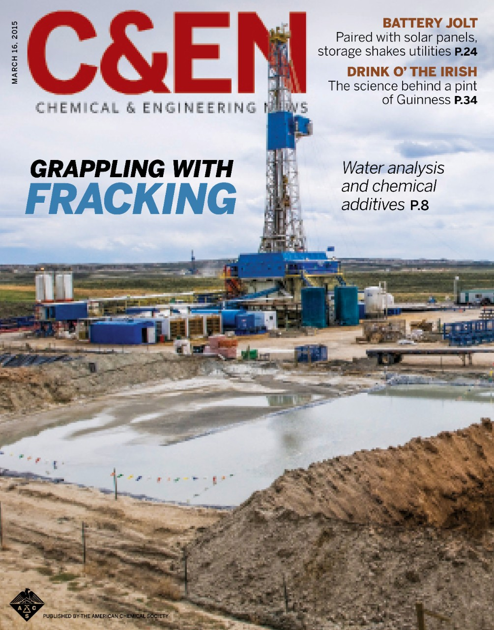 Figuring Out Fracking Wastewater