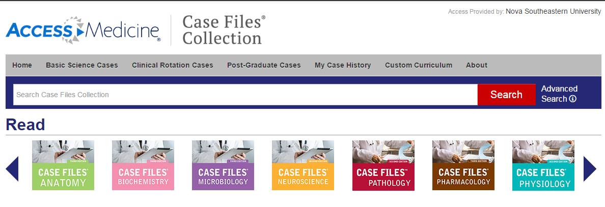 Case Studies? - Osteopathic Medicine - Library Guides at Nova ...