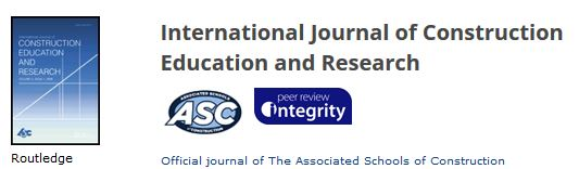 international journal of construction education and research