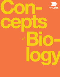 Concepts of Biology is designed for the introductory biology course for nonmajors taught at most two- and four-year colleges. The scope, sequence, and level of the program are designed to match typical course syllabi in the market. Concepts of Biology includes interesting applications, features a rich art program, and conveys the major themes of biology.