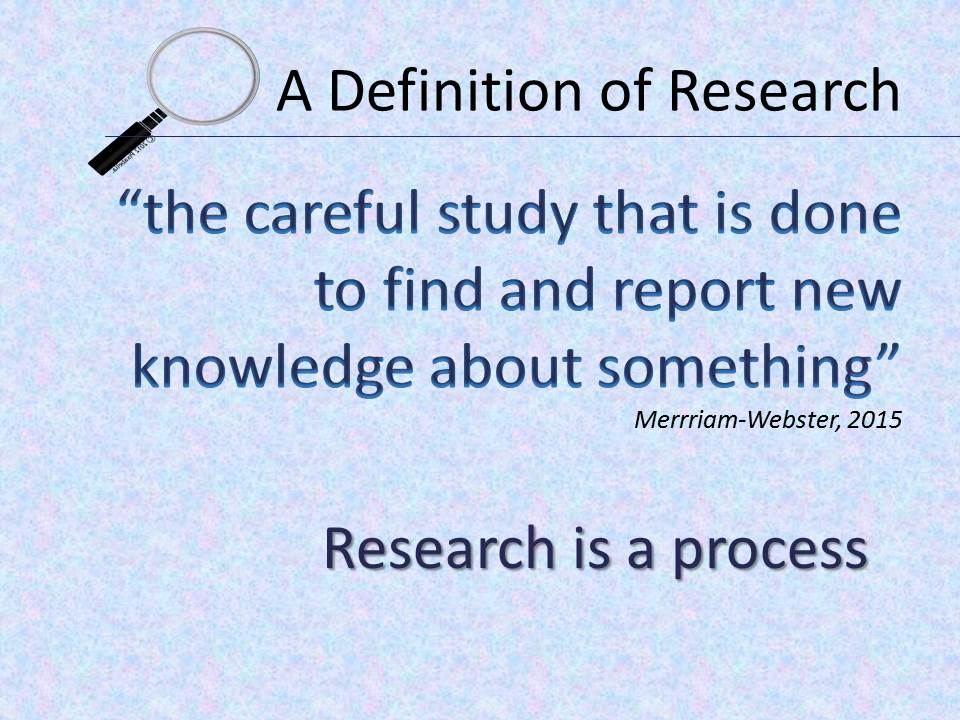 definition of research The core difference between market research and marketing research is the   marketing research: getting information about product and.