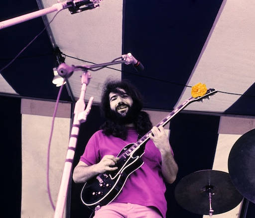 The Grateful Dead: Jerry Garcia