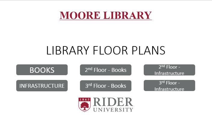 library floor plans screenshot
