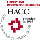 HACC Library and Information Resources Logo